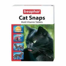 Beaphar Cat snaps комплексная пищевая добавка для кошек - 75 таблеток