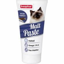 Beaphar Malt Paste паста для выведения шерсти из желудка для кошек - 25 г