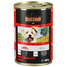 Belcando Super Premium консервы для собак отборное мясо - 800 гр х 12 шт. (400 гр х 24 шт.)