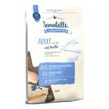 Sanabelle (Bosch) Adult Trout - сухой корм для кошек от 1 года с форелью 2 кг (10 кг)