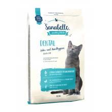 Sanabelle (Bosch) Dental сухой корм для кошек для профилактики зубного камня 2 кг (10 кг)