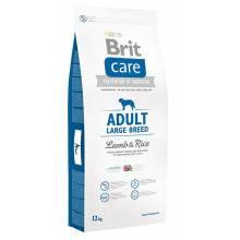 Brit Care Adult Large Breed сухой корм для взрослых собак крупных пород с ягненком и рисом 3 кг (12 кг)