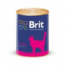 Консервы Brit Premium Lamb for Kitten для котят с ягненком - 0,34 кг х 12 шт