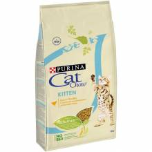 Purina Cat Chow Kitten Chicken сухой корм для котят с домашней птицей 1,5 кг  (7 кг), (15 кг)
