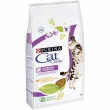 Purina Cat Chow сухой корм для взрослых кошек, контролирует образование комков шерсти в ЖКТ 1,5 кг (7 кг), (15 кг)