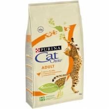 Purina Cat Chow Adult Poultry сухой корм для взрослых кошек с домашней птицей 1,5 кг (7 кг), (15 кг)