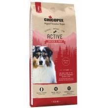 Chicopee CNL Active Chicken & Rice сухой корм для активных собак всех пород с курицей и рисом 2 кг (15 кг)