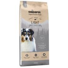 Chicopee CNL Light Lamb & Rice сухой облегченный корм для взрослых собак всех пород с ягненком и рисом 2 кг (15 кг)
