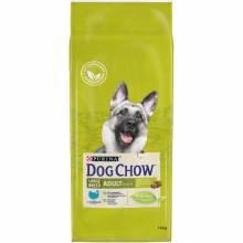 Dog Chow Adult Large Breed для взрослых собак крупных пород с индейкой 14 кг