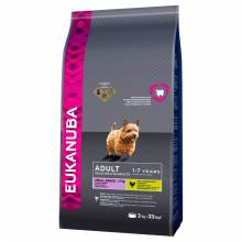 Eukanuba Adult Small Breed - корм для собак мелких пород 15 кг