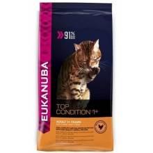 Eukanuba cat adult корм для кошек с курицей и печенью 400 гр (2 кг ) (10 кг)