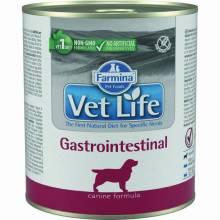 Влажный корм Farmina Vet Life Gastrointestinal для собак с заболеваниями ЖКТ с курицей - 300 г х 6 шт