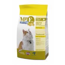 Forza10 Mr. Fruit Neutered сухой корм для стерилизованных кошек на основе курицы 400 гр (1,5 кг, 10 кг)