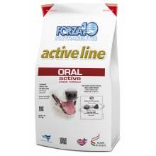 Forza10 Active Line для взрослых собак всех пород с проблемами ротовой полости и верхних дыхательных путей 4 кг (10 кг)