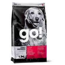 GO! Daily Defence сухой беззерновой корм для щенков и собак со свежим ягненком 1,59 кг ( 5,44 кг ,11,34 кг)
