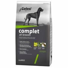 Golosi Dog Adult Complet сухой корм для собак с курицей, говядиной, рыбой и рисом 3 кг (12 кг)