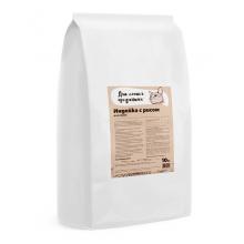 Для самых преданных™ Корм для кошек Индейка с рисом 10 кг