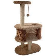 Когтеточка-комплекс Базилио Избуся для кошек 42х80х118