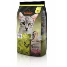 Leonardo Adult Poultry GF сухой беззерновой корм для взрослых кошек с чувствительным пищеварением с птицей 300 гр (1,8 кг)
