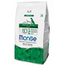 Monge Adult Maxi Rich in Chicken сухой корм для собак крупных пород с курицей 3 кг (12 кг) (15 кг)