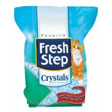 Наполнитель Fresh Step Crystals впитывающий силикагелевый 1,81 кг (3,6 кг)