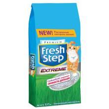 Наполнитель Fresh Step Extreme впитывающий с тройным запахом 6 л (12 л, 18 л, 30 л)