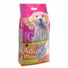 Nero gold adult maxi для взрослых собак крупных пород (12 кг) (18 кг).
