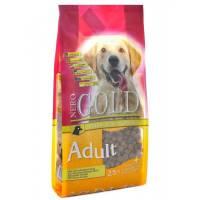 Nero Gold Adult Dog Chicken & Rice сухой корм супер премиум класса для взрослых собак с курицей и рисом - 2,5 кг (12 кг)