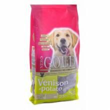 Nero Gold Adult Dog Venison & Potato сухой корм супер премиум класса для взрослых собак c олениной и сладким картофелем - 2,5 кг (12 кг) (18 кг)