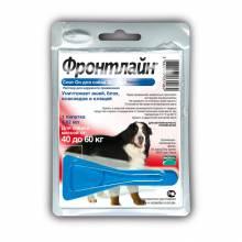Капли Фронтлайн Спотон ХL капли на холку для собак массой 40 – 60 кг