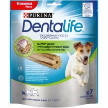 Лакомство Purina DentaLife для собак мелких пород для поддержания здоровья полости рта - 115 г