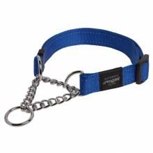 Полуудавка для собак ROGZ Utility L-20мм (Синий)