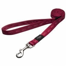 Поводок для собак ROGZ Alpinist L-20мм 1,4 м (Красный)