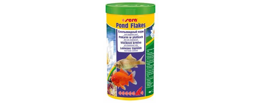 Корма для рыб