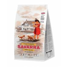 Savarra Kitten Сухой корм для котят с индейкой и рисом 400 гр (2 кг) (12 кг)