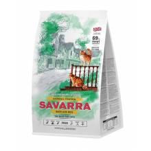 Savarra Adult Cat Hairball Сухой корм для взрослых кошек, препятствующий образованию комочков шерсти в желудке с уткой и рисом 400 гр (2 кг) (15 кг)