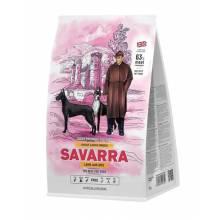 Savarra Adult Dog Large Breed Сухой корм для взрослых собак крупных пород с ягненком и рисом 3 кг (12 кг) (18 кг)