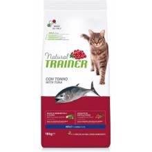 Сухой корм Trainer Natural для взрослых кошек с тунцом - 1,5 кг (10 кг)