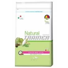 Сухой корм Trainer Natural Maxi Junior для юниоров крупных пород от 9 месяцев до 2 лет - 3 кг (12,5 кг)