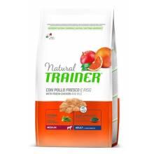 Сухой корм Trainer Natural Medium Adult для взрослых собак средних пород с курицей - 3 кг (12 кг)