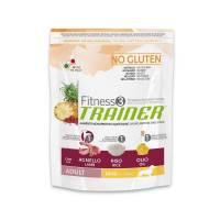 Trainer Fitness3 No Gluten Mini Adult Lamb and Rice корм для взрослых собак мелких пород с ягненком и рисом 7,5 кг