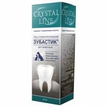 Apicenna Crystal Line Зубастик гель стоматологический для кошек и собак - 30 мл