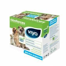 VIYO Reinforces Dog All Ages пребиотический напиток для собак всех возрастов 7х30 мл