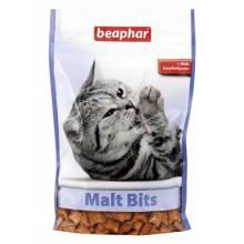 Beaphar Malt-Bits подушечки с мальт-пастой для выведения шерсти из желудка 35г*75 шт