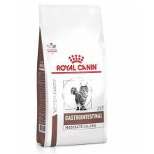 Royal Canin Gastro Intestinal Moderate Calorie GIM35 Feline Диета с умеренным содержанием энергии для кошек при нарушении пищеварения - 2 кг
