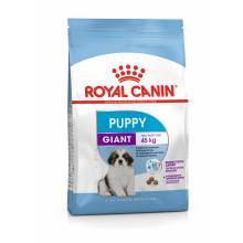 Royal Canin Giant Puppy - корм для щенков гигантских пород от 2 до 8 месяцев 4 кг (15 кг, 17 кг)