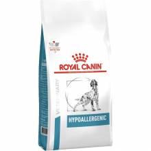 Royal Canin Hypoallergenic DR21 лечебный корм для собак с пищевой аллергией или непереносимости 2 кг (7 кг) (14 кг)