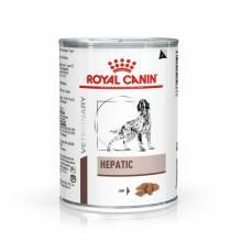 Royal Canin Hepatic Canine диетический консервированный корм для взрослых собак всех пород при заболеваниях печени - 420 г х 12 шт