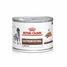 Royal Canin Gastro Intestinal Low Fat Canine консервированный диетический корм для взрослых собак всех пород при нарушении пищеварения - 200 г х 12 шт
