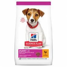 Hill's Puppy Mini Chicken сухой корм для щенков мелких пород 1,5 кг (3 кг)